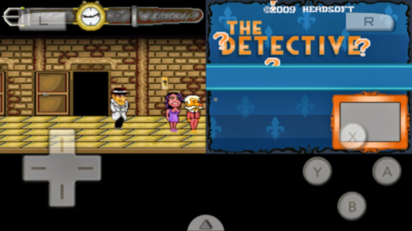 DraStic DS Emulator Apk Full Free Android ~ ANDROID4STORE